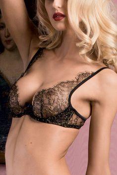 Seduction on pinterest quarter cup bra bandeau bra and lingerie