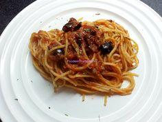 Foodie in Translation: Spaghetti alla puttanesca!