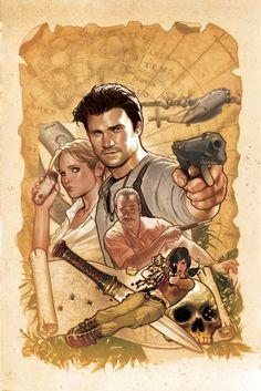 Comic Book Artist: Adam Hughes | Abduzeedo Design Inspiration & Tutorials