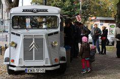 Święto Konesera i ulicy Ząbkowskiej już w tę sobotę! Zapraszamy na Food Trucki! 27.09.2014 #Koneser #Warsaw #foodtruck #coffe