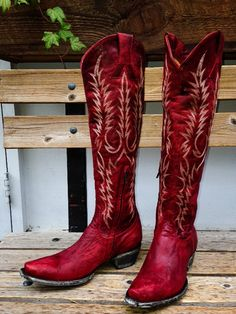 Old Gringo Mayra Boots from Space Cowboy Boots, you could win these beauties! Details on Horses & Heels.