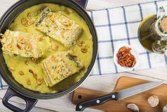 Prepara un delicioso rape al horno a la donostiarra y sorpréndete de lo sencillo que es prepararlo y lo bueno que está. ¡Anota estos ingredientes!