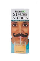Stache Straws- tracie, check this out! More stuff on their website...store at Brookfield square.