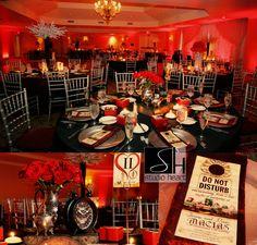 Jenny & Louis' Macias' Wonderland Miami Fantasy Wedding