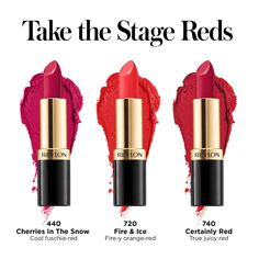 While beauty trends come and go, the red lip will always be around, which is probably why this celeb-loved lipstick brand's fire-y red shade has been so popular.Revlon's iconic Fire and Ice Super Lustrous Lipstick, which has been around since the … Revlon Red Lipstick, Revlon Super Lustrous Lipstick, Lipstick Dupes, Lipstick Brands, Best Lipsticks, Lipstick Sets, Cherry Red Lipstick, Lipstick Guide, Best Red Lipstick