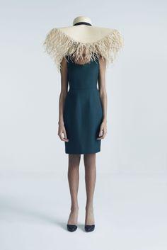 Summer Sun Hat and Grow Dress   Samuji Pre-Fall 2014 Collection