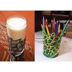Оригинальный подстаканник и необычная подставка для карандашей выполненные с помощью 3D ручки! ➡ Заказывайте 3D ручку здесь: www.3druchka.com #3druchka #3Doodler #3Doodler_ver2_0 #3dручка #3dpen #3dpenart #3дручка #товарыдлярисования #товарыдлятворчества #досугдлядетей #подарокдляребенка