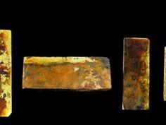 Ship of gold: Famous shipwreck treasure found