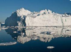 Polar ice sheets