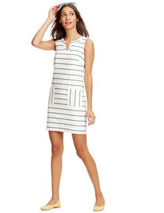 Everyday Tunic Dress WH749 Tunics & Kaftans at Boden