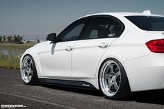 BMW 3-Series (F30) 328i on SSR Professor SP1 wheels. | Photos by John Zhang - STANCENATION.