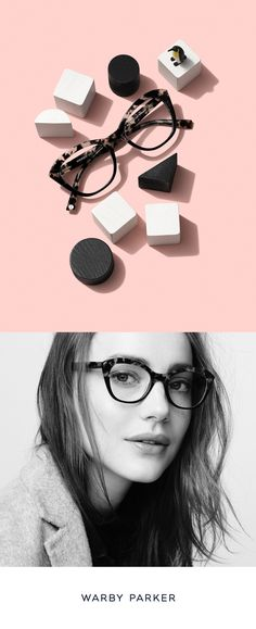 Feast your eyes on the newest of the new: our just-released eyeglasses. Get started with our free Home Try-On program and find your perfect pair today! Do It Yourself Fashion, Four Eyes, Fashion Beauty, Womens Fashion, Eye Glasses, Eyewear, Style Me, Eye Candy, Fashion Accessories
