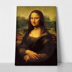 Buyenlarge 'Mona Lisa' by Leonardo da Vinci Painting Print Photomontage, Da Vinci Mona Lisa, Poster S, Poster Prints, Norman Reedus, Art Encadrée, Centre Pompidou Paris, Les Fables, Monalisa