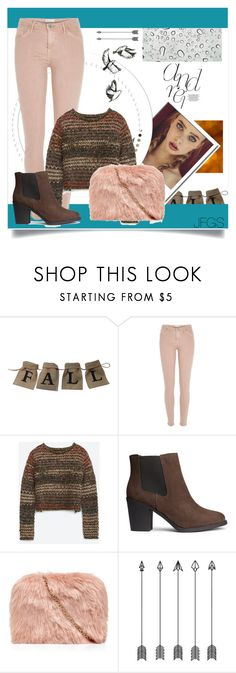 """Untitled #32"" by elma00k ❤ liked on Polyvore featuring River Island, Zara and H&M"
