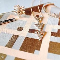 Trending: Rose gold and geometric jewels! Perfect for fall! | Stella & Dot
