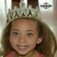 Jurnee - 2 Years • African American & Caucasian ❤ FOLLOW @beautifulmixedkids on instagram