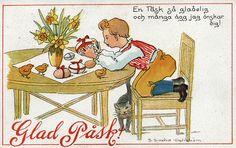 Glad Påsk! Happy Easter!