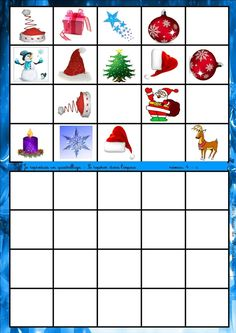 Theme Noel, Noel Christmas, Playing Cards, Animation, Education, Games, Holiday Decor, Crafts, Tour