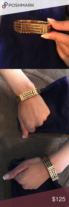 Tory Burch Fitbit bracelet Gold Tori Burch cover for Fitbit Flex. Tory Burch Jewelry Bracelets