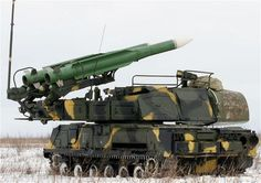 Soviet SA-11 (Gadfly) / 9K37 Buk