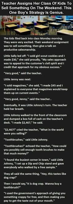 Teacher Is Shocked When One Of Her Students Says This... #lol #haha #funny