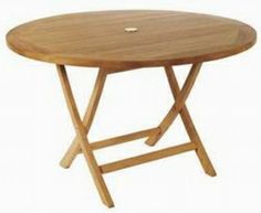 """Java Round Folding Tables ($289.99 - 629.99) - These round folding tables come in a variety of sizes and are great for every day use or to have on hand for parties and events.  Small: 31 1/2"""" D x 29 1/2"""" H  Medium: 39 1/2"""" D x 29 1/2"""" H  Large: 47 1/2"""" D x 29 1/2"""" H  X-Large: 59"""" D x 29 1/2"""" H"""