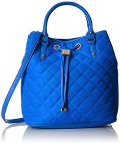 Tommy Hilfiger Tote Bag for Women Hannah Drawstring Cobalt -- Continue to the product at the image link. (This is an affiliate link) Tommy Hilfiger Tote Bags, Women's Bags, Cobalt, Image Link, Fashion, Bags, Moda, Fashion Styles, Women's Handbags