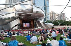 Jay Pritzker Pavilion - Chicago, IL