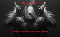 Daemon Grim - A Reaper in Hell: Pieces of Hate   Straight from the Treasure chest ...