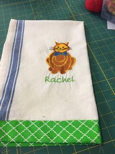 Kitchen Kat towel