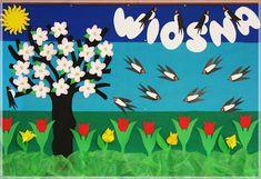 School Board Decoration, Kindergarten, Seasons, Education, Wall Art, My Favorite Things, Spring, Crafts, Google