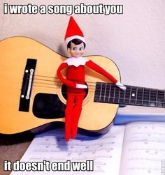 Inappropriate Elf on a Shelf (36 pics) - Seriously, For Real?
