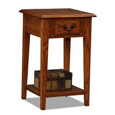 Leick Shaker Square End Table, Medium Oak Leick Furniture http://smile.amazon.com/dp/B002D1C8OA/ref=cm_sw_r_pi_dp_kE9pwb103MK83