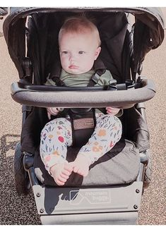 """📷 @nikispender """"The MB mini makes it SO much easier to get out with two kids. It's lightweight, folds up super small to fit in my cargo area, can be used for jogging, has a board accessory we can use for Stella and best of all it's so comfy for Cam. She is happy to chill and watch her sissy play at the park {for now}."""""""