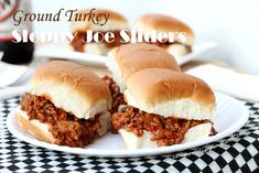 ground-turkey-sloppy-joe-sliders