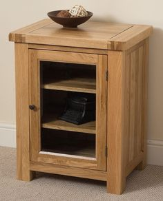 Cottage Light Solid Oak HI-FI and Media Storage Cabinet This Hi Fi cabinet is when cosy and comfortable have to mix with the contemporary. Cottage Lighting, Media Unit, Media Storage, Solid Oak, Cosy, The Unit, Doors, Contemporary, Cabinet