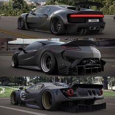 Bugatti, Acura, and a Ford GT - Brought to you by Smart-e Exotic Sports Cars, Cool Sports Cars, Luxury Sports Cars, Best Luxury Cars, Sport Cars, Carros Lamborghini, Lamborghini Cars, Bugatti Cars, Bugatti Veyron