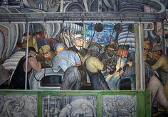 Diego Rivera, Detroit