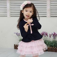 Discount China china wholesale Kids Girls Princess Style Tulle Pompon Skirts Tutu High Cute Dress 2-7 Years [60013] - US$12.99 : DealsChic