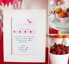 """Sweet """"Love Bird"""" Valentine's Day Brunch // Hostess with the Mostess® Holiday Parties, Holiday Fun, Holiday Ideas, Brunch Party, Brunch Menu, Lovers Day, Valentines Day Dinner, Tastefully Simple, Romantic Dinners"""