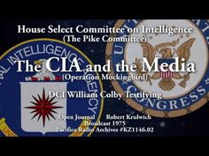 Operation Mockingbird: The CIA and the Media - YouTube