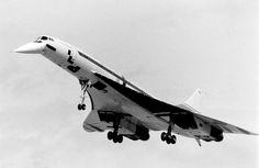 BAC Concorde G-AXDN United Kingdom