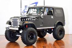 1986 Jeep CJ Laredo
