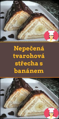Nepecená tvarohová strecha s banánem French Toast, Breakfast, Food, Morning Coffee, Essen, Meals, Yemek, Eten