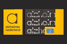 Studio Dumbar: Alzheimer Nederland — Communication Design With Integrity for the Dutch Alzheimer Foundation