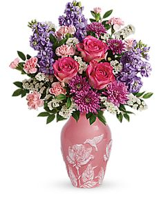 Blossoming with unmatched color and texture this fresh flower theres so much we want to say to our mothers so much we have to thank them for why not say it with a gorgeous bouquet of teleflora mothers day flowers mightylinksfo