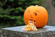 Free Image on Pixabay - Pumpkin, Halloween, Nausea, Bad Good Foods To Eat, Healthy Foods To Eat, Good Healthy Recipes, Baby Food Recipes, Home Remedies For Vomiting, Flu Remedies, How To Relieve Nausea, Motion Sickness