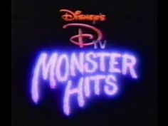 *RARE* DTV Monster Hits - 80s Halloween Special (FULL SHOW) - Vintage Di...