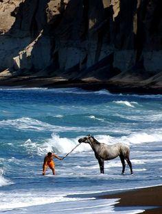 Santorini Island, Cyclades, Greece   by Matteo Magarotto