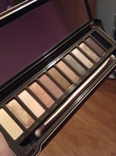 The Naked 2 is really great for blue and green eyes. With this Urban Decay eyeshadow pallet I see more golden colors and brown comparing to the Naked 3. Naked 3 has a rose gold colors with is best for blue. All naked's are $52 and come with a brush and samples of primer.